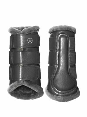 ES Brushing Boots Silver Cloud