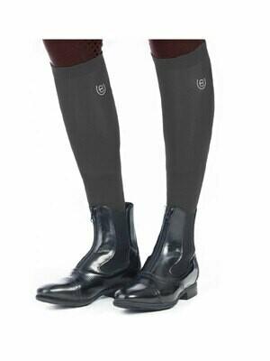 ES Riding Socks Silver Cloud