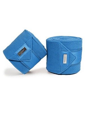 ES Fleece Bandages Parisian Blue