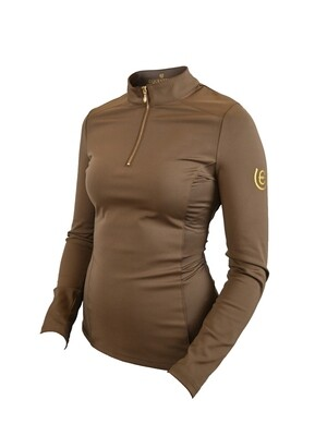 Equestrian Stockholm Vision Top Champagne