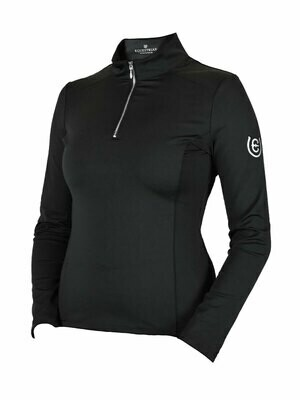 Equestrian Stockholm Vision Top Black Edition