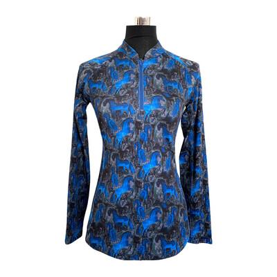 """Equi-Site """"Kyomi"""" UV-Riding Shirt"""