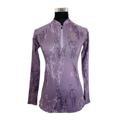 "Equi-Site ""RHEA"" UV Riding Shirt"