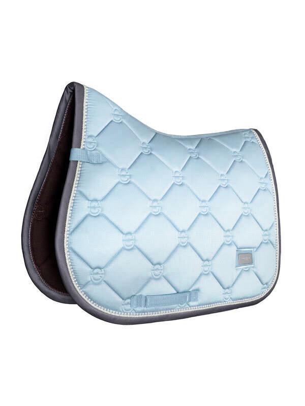 Jump saddle pad Ice Blue