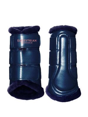 Brushing Boots Monaco Blue