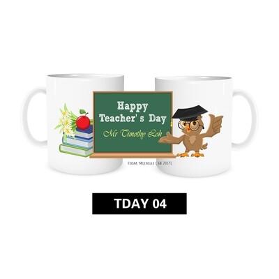 Teacher's Day Mug 04