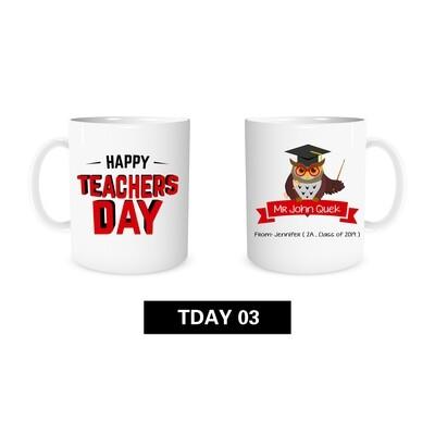 Teacher's Day Mug 03