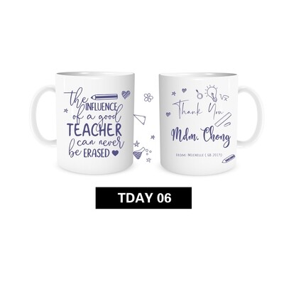 Teacher's Day Mug 06