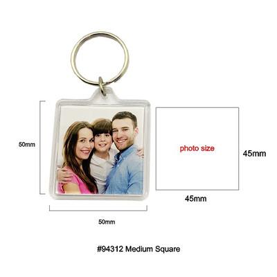 #94312 Medium Square Keychain