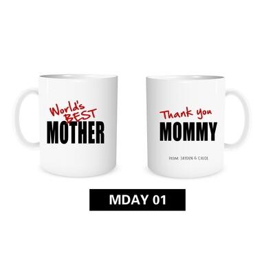 Mother's Day Mug 01