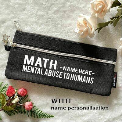 Math APC26 Mental Abuse to Humans