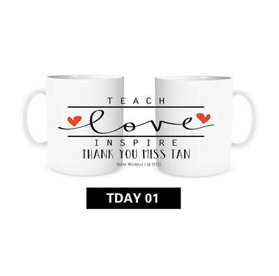 Teacher's Day Mug 01