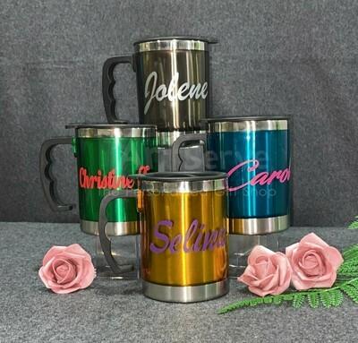 AB001 Stainless Steel Mug