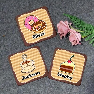 Chocolate Coasters