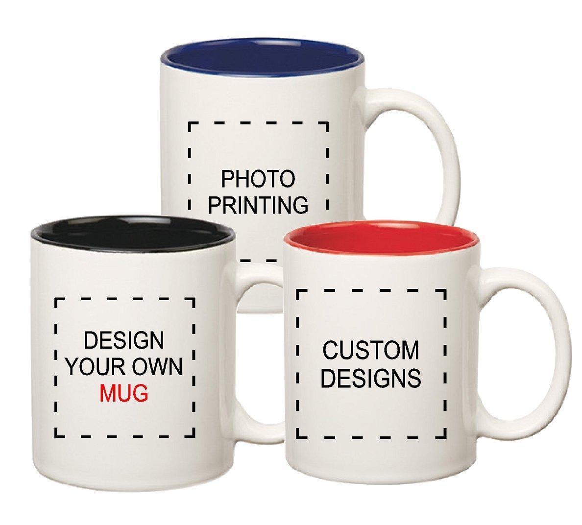 Internal Colour 11oz Ceramic Mug
