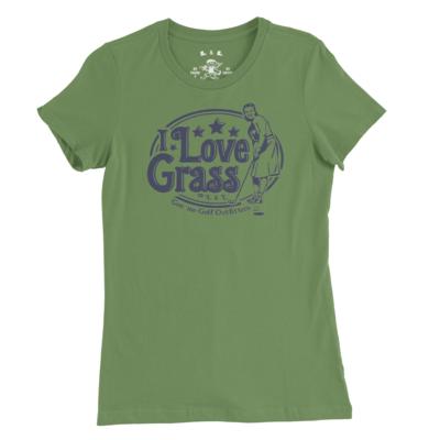 I LOVE GRASS by L&L-WMNS