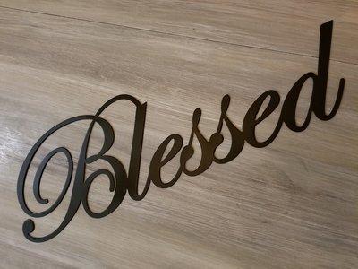 Script - Blessed