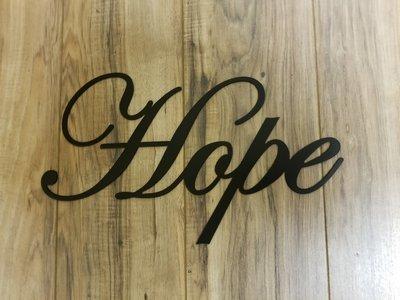 Script - Hope