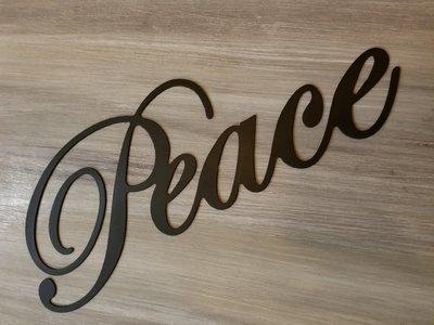 Script - Peace