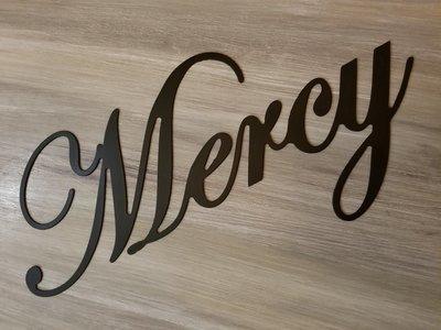 Script - Mercy