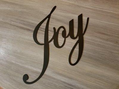Script - Joy
