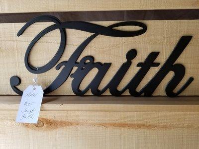 Script - Faith
