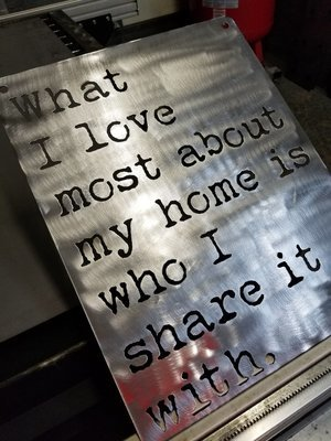 What I Love Most