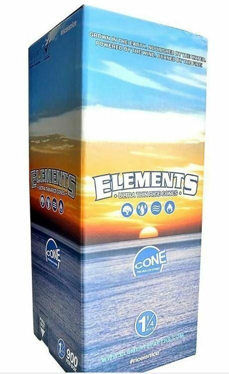 Elements 1-1/4 84mm Sized  (900 per box)