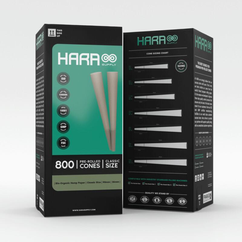 Hara Supply 98/26 mm (800 ct.)