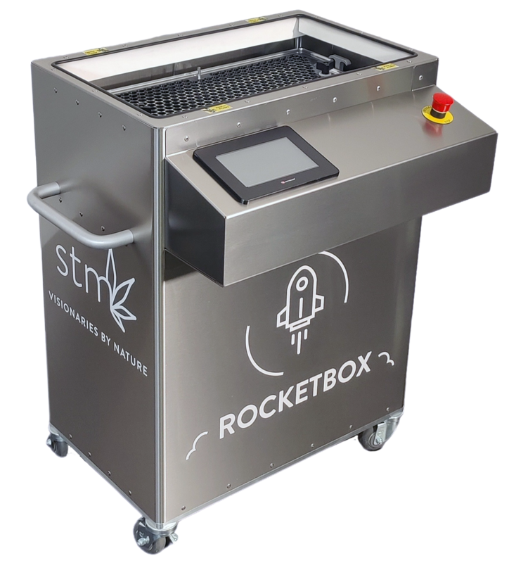 STM RocketBox 2.0 Pre-Roll Machine (SPECIAL PRE-ORDER PRICING)