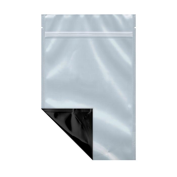 Ounce Clear/Black Barrier Bags [1 CASE = 1,000]
