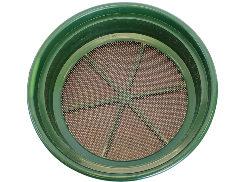 STM Mini-Revolution Commercial Cannabis Grinder Sifter Screen 1/4