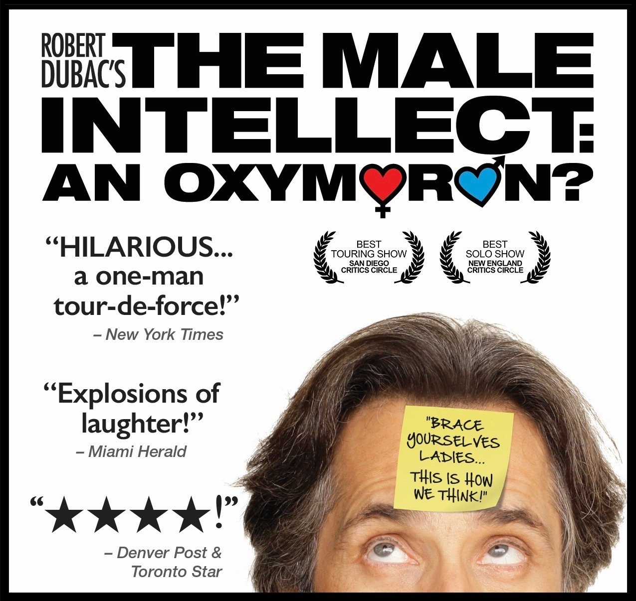 The Male Intellect / DVD