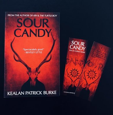 SOUR CANDY Bookmark