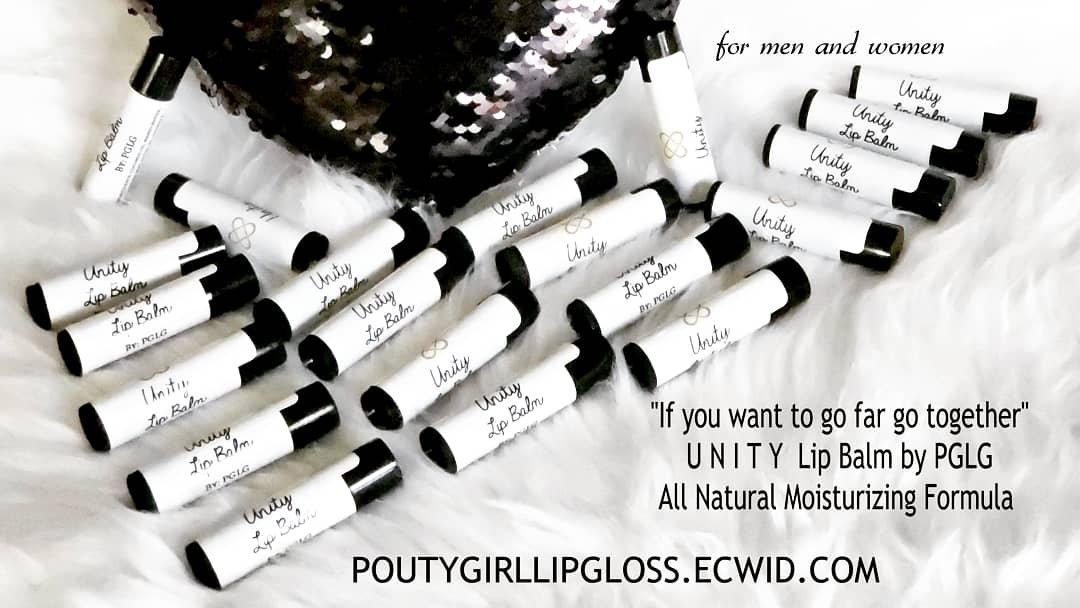 """Unity"" Vegan Lip Balm by #PGLG"