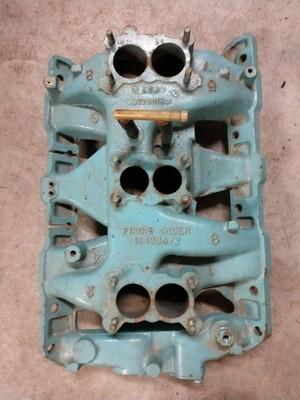 65 Original Pontiac tri power intake