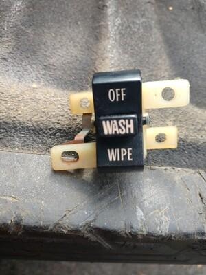 1969 69 GTO original wiper switch