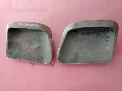 68-70 original Gm gto hood scoops