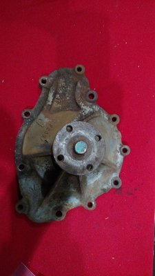 1969 69 Pontiac GTO water pump core 9796351