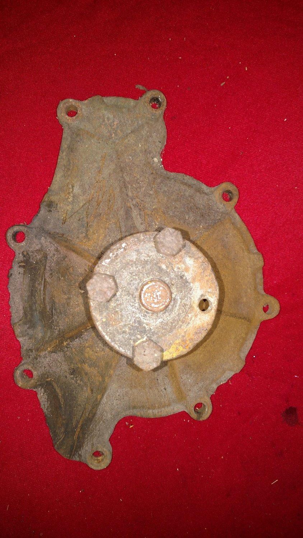 1965 65 Pontiac GTO water pump core 9772716