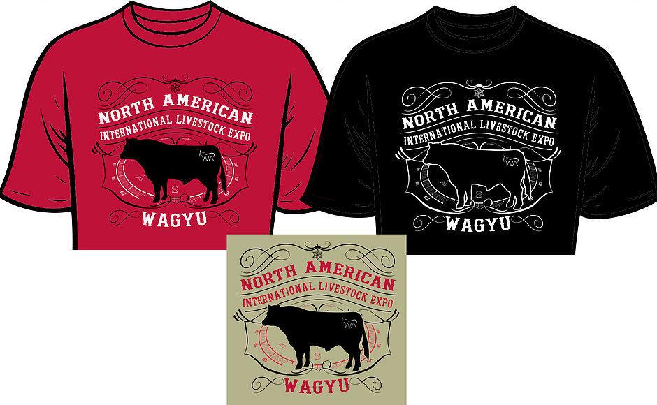 N.A.I.L.E Wagyu T-Shirt