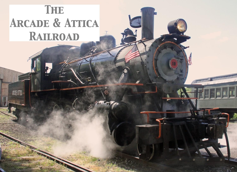 The Arcade & Attica Railroad