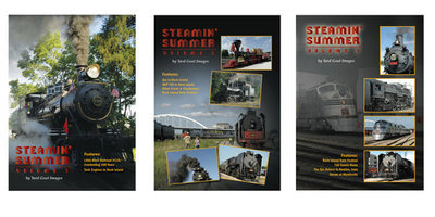Steamin' Summer Combo (Volumes 1-3)