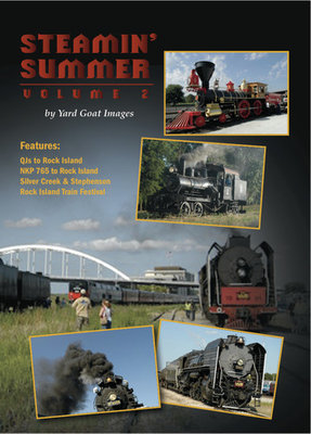 Steamin' Summer - Volume 2