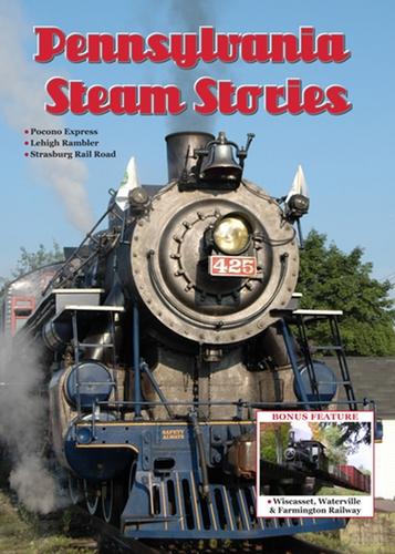 Pennsylvania Steam Stories