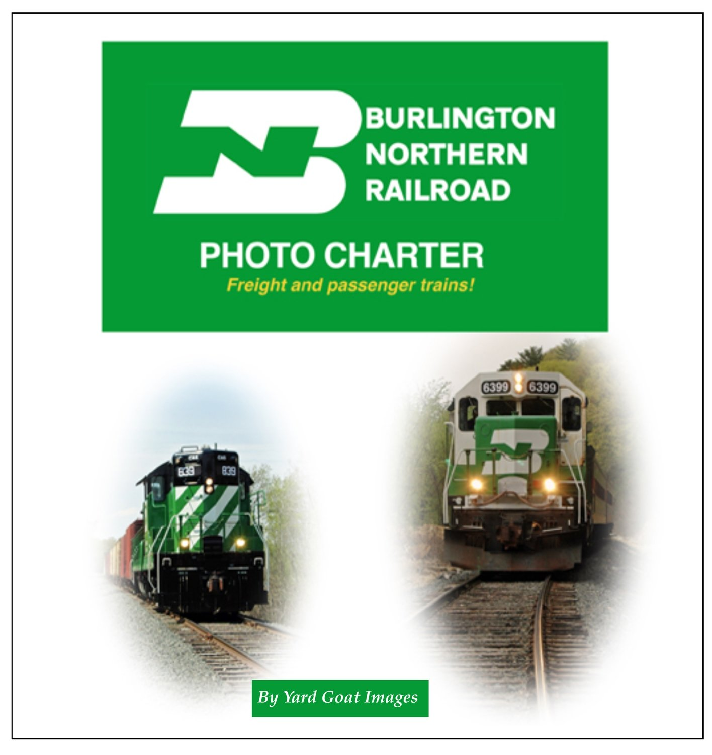 Burlington Northern Photo Charter