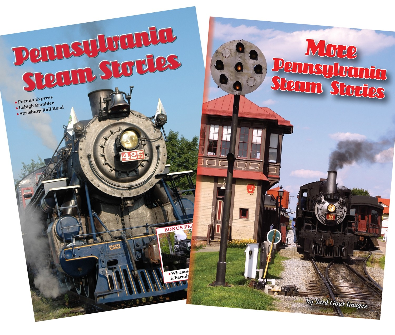 Pennsylvania Steam/More Pennsylvania Steam COMBO