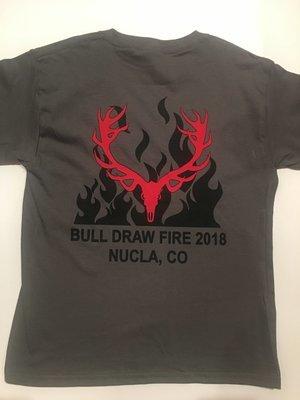 Bull Draw Fire