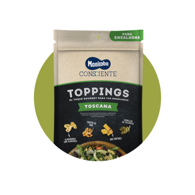 Topping Toscana x 100 g 2239