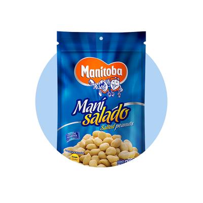 Maní Sal x 200g 1807